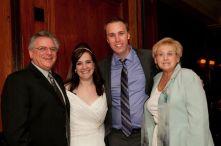Rick and Brigitta at Our Wedding!